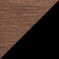 Antique Mahogany & Black-Premium Woodgrain