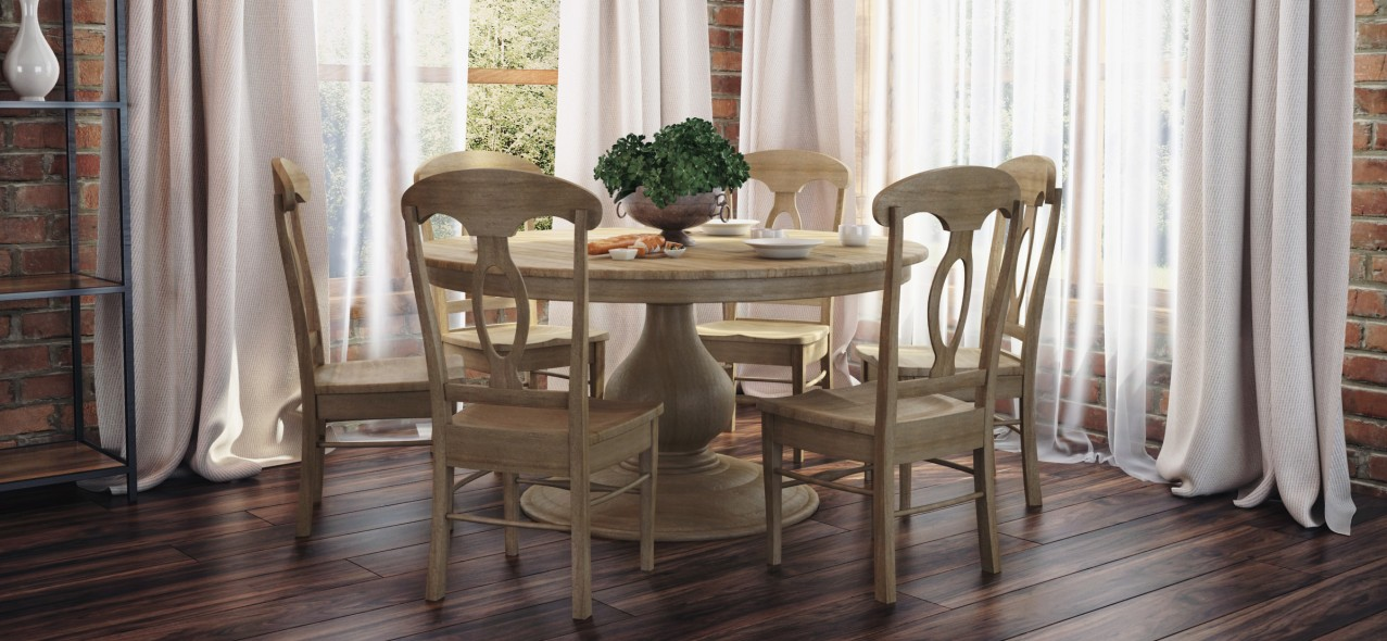 You are the Designer. Create Your Custom Dining Table