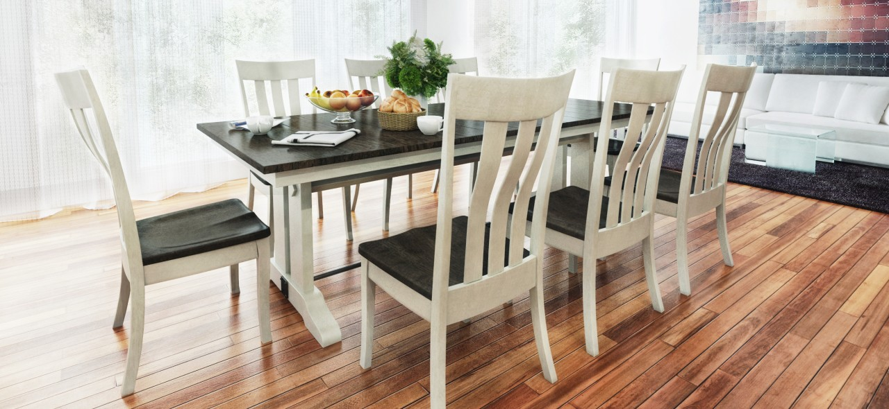 Farmhouse Tables Made to Last