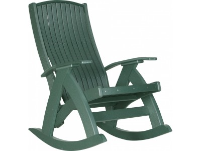 Comfort Rocker Green
